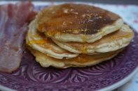 Pancakes, my loves!