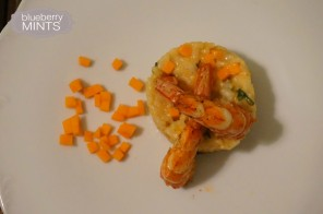 Shrimp rissoto