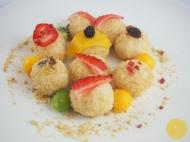 Sweet rice balls