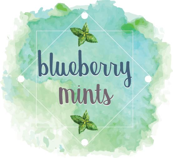 Blueberry Mints